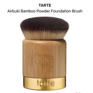 🎀BOGO FREE🎀 Tarte Airbuki Bamboo Powder Brush